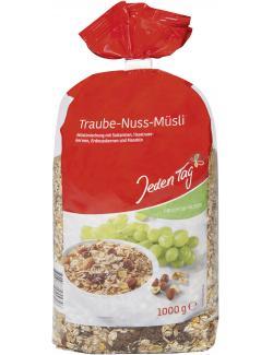 Jeden Tag Traube-Nuss-Müsli  (1 kg) - 4306188047278