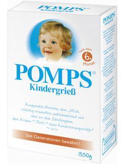 Pomps Kindergrieß  (350 g) - 4000540002201
