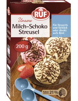Ruf Milch-Schoko-Streusel  (200 g) - 4002809004209