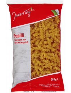 Jeden Tag Fusilli  (500 g) - 4306180111571