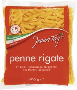 Jeden Tag Penne Rigate  (500 g) - 4306180111656