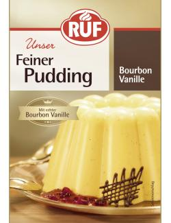 Ruf Feiner Pudding Puddingpulver Bourbon Vanille  (114 g) - 4002809100147