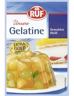 Ruf Gelatine gemahlen weiß  (27,60 g) - 4002809100888