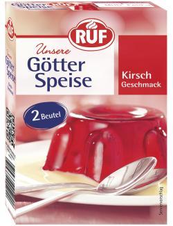 Ruf Götterspeise Kirsch Geschmack  (2 x 12 g) - 4002809100314