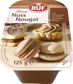 Ruf Nuss Nougat  (125 g) - 4002809004100