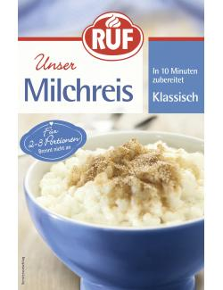 Ruf Milchreis klassisch  (125 g) - 4002809021206