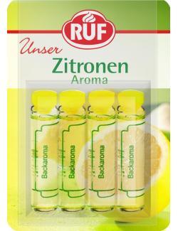 Ruf Backaroma Zitrone  (8 g) - 4002809022487