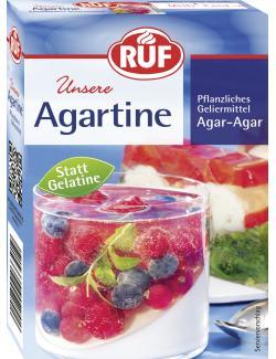 Ruf Agartine Pflanzliches Geliermittel weiß  (30 g) - 4002809021152