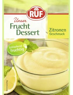 Ruf Erfrischungsspeise Zitronen-Geschmack  (132 g) - 4002809020308