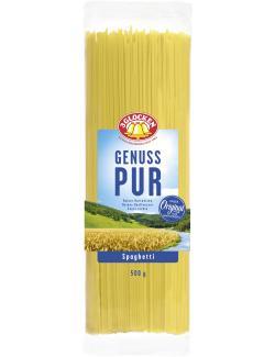 3 Glocken Genuss Pur Spaghetti  (500 g) - 4002966004074