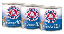 Bärenmarke Die Ergiebige 10  (3 x 170 g) - 4005500081203