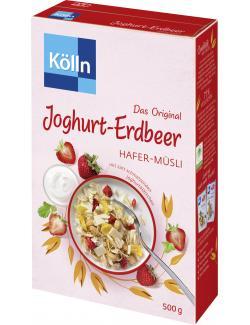Kölln Müsli Erdbeer Joghurt  (500 g) - 4000540021387