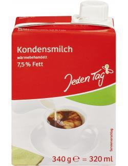 Jeden Tag Kondensmilch 7,5%  (340 g) - 4306188724315