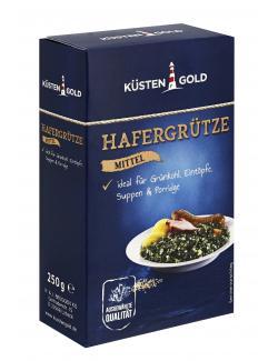 Küstengold Hafergrütze Mittel  (250 g) - 4250426202007
