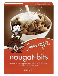 Jeden Tag Nougat-Bits  (750 g) - 4306188047292