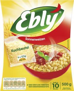 Ebly Vorgegarte Weizenkörner im Kochbeutel  (500 g) - 3487400000415