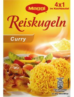Maggi Reiskugeln Curry  (125 g) - 4005500319276