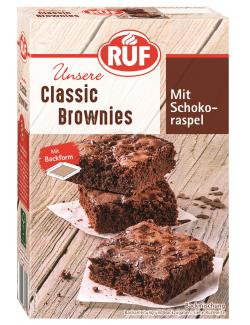 Ruf Brownies American Style classic  (366 g) - 4002809027512