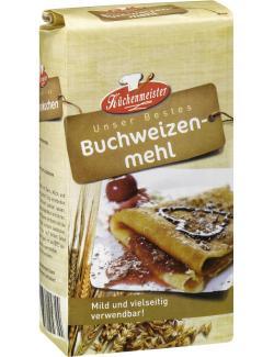Küchenmeister Buchweizenmehl  (500 g) - 4006363104344