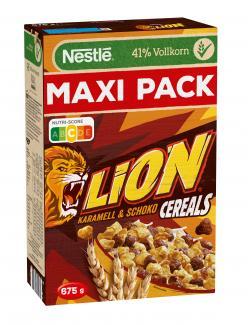 Nestlé Lion Cereals maxi  (675 g) - 3387390321074
