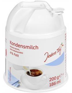 Jeden Tag Kondensmilch 4%  (200 g) - 4306188726845