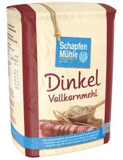 Schapfenmühle Dinkel Vollkornmehl  (1 kg) - 4000950072702