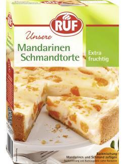 Ruf Mandarinen-Schmand Torte  - 4002809028380