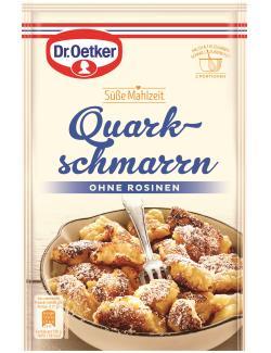 Dr. Oetker Süße Mahlzeit Quarkschmarrn nach klassischer Art  (114 g) - 4000521008956
