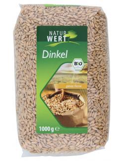 NaturWert Bio Dinkel ganze Kerne  (1 kg) - 4019339441886