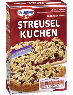 Dr. Oetker Streusel Kuchen  (485 g) - 4000521009083