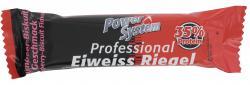 Power System Professional Eiweiß Riegel Himbeer-Biskuit Geschmack  (45 g) - 4260044260198