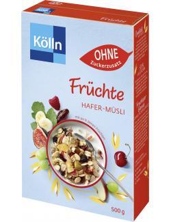 Kölln Müsli Früchte ohne Zuckerzusatz  (500 g) - 4000540001341
