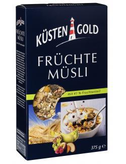 Küstengold Früchte Müsli  (375 g) - 4250426211191
