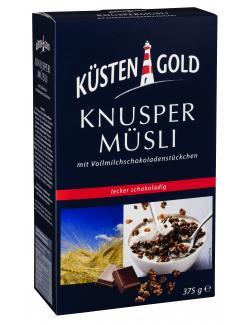 Küstengold Knusper Müsli  (375 g) - 4250426211153
