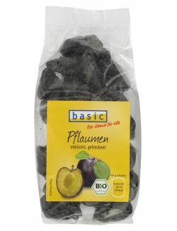 Basic Pflaumen entsteint, getrocknet  (250 g) - 4032914670549