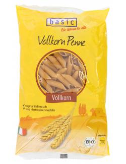 Basic Vollkorn Penne  (500 g) - 4032914460829
