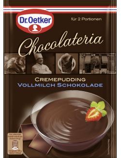 Dr. Oetker Chocolateria Cremepudding Vollmilch Schokolade  (98 g) - 4000521011543