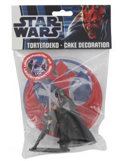 Dekoback Tortendeko Star Wars Darth Vader  (60 g) - 4250448307155