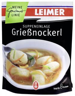 Leimer Suppeneinlage Grießnockerl  (100 g) - 4000186035687