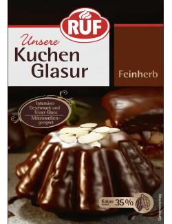 Ruf Kuchenglasur feinherb  (100 g) - 4002809028106