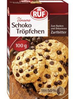 Ruf Schoko-Tröpfchen  (100 g) - 4002809004377