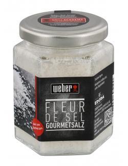 Weber Fleur de Sel Gourmetsalz  (100 g) - 4007354695100