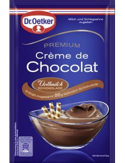 Dr. Oetker Premium Crème de Chocolat Vollmilch  (183 g) - 4000521013660