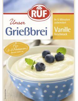 Ruf Grießbrei Vanille  (125 g) - 4002809018053