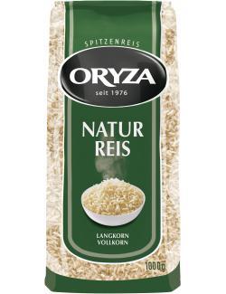 Oryza Naturreis Langkorn Vollkorn  (1 kg) - 4006237630115