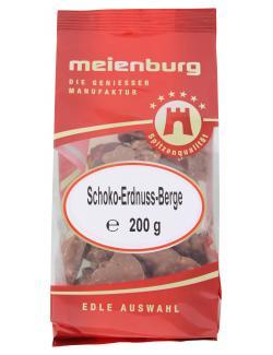 Meienburg Schoko-Erdnuss-Berge  (200 g) - 4009790001354