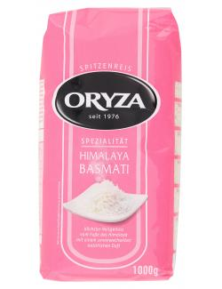 Oryza Himalaya Basmati  (1 kg) - 4006237640480