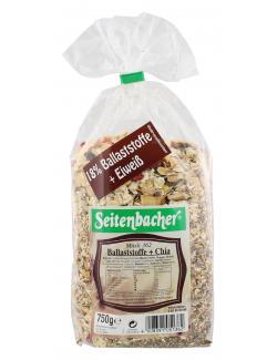Seitenbacher Müsli 362 Ballaststoffe + Chia  (750 g) - 4008391051362