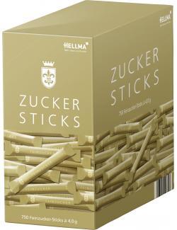 Hellma Zucker-Sticks Goldline  (750 x 4 g) - 4003148128816