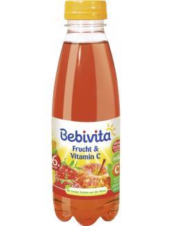 Bebivita Frucht & Vitamin C  (500 ml) - 4018852000617